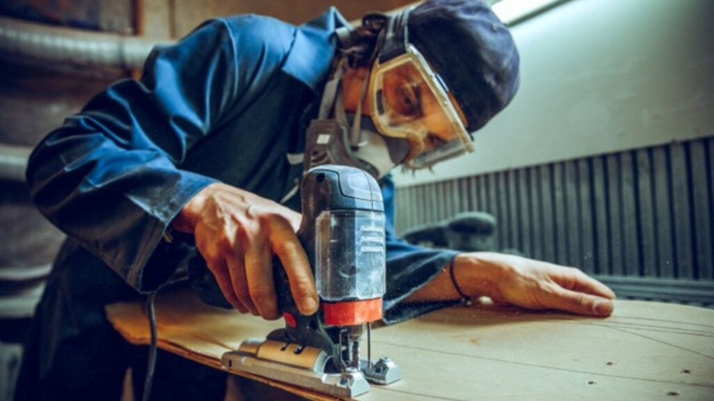 Using Power Tools At Household And Industry